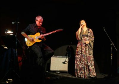PJ.Gaucher + Mamia Cherif (Venise 2012)