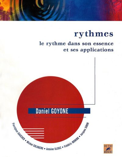 "Livre ""Rythmes"" avec Daniel Goyone (1999)"