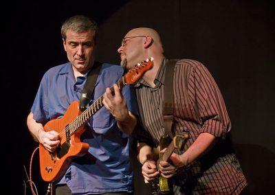 les 2G en concert à Venise (2007)