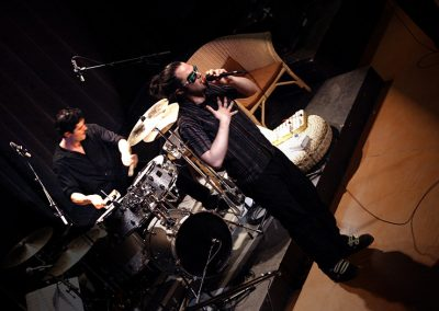 Fabulatorz en concert (Ermitage Paris 2006) - photo Elie Stephane Azoulay