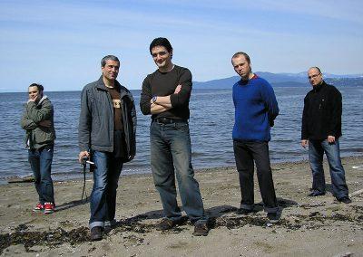tournée Fabulatorz au Canada (2006)