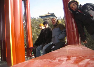 tournée Fabulatorz en Chine (2007)