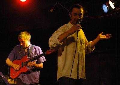 tournée Fabulatorz en Tchéquie (2005)