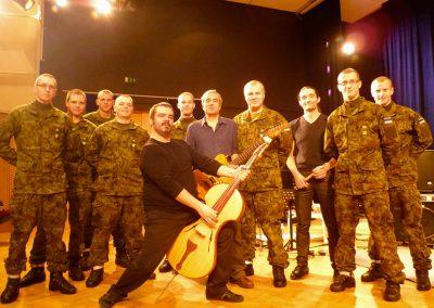 tournee Melody Makers en Estonie (2012)
