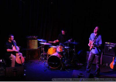 Melody Makers au Periscope (Lyon 2010)