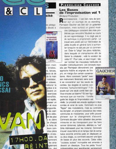 revue vidéo pédagogique (1996)