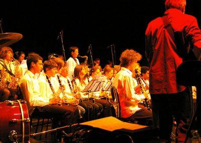 résidence orchestre Annecy 2008
