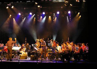 résidence orchestre Annecy 2010