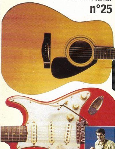 vidéo decouvrir la guitare