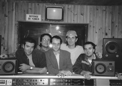 Phileas Band en studio (1999)