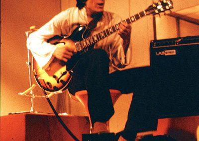 premier concert Abus Dangereux (ST Cloud 1979)