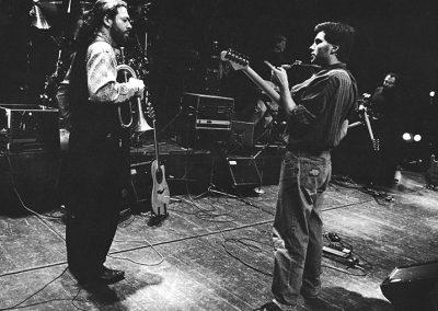 Abus tournée 1991