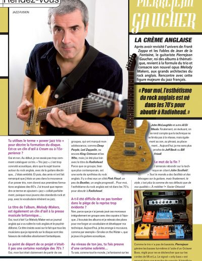 interview Guitar Extreme 2010