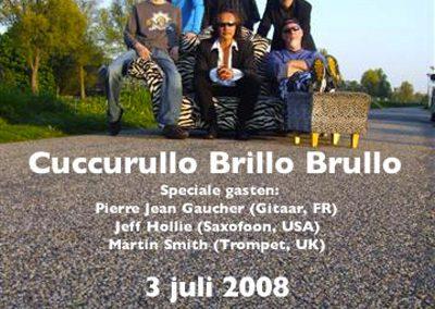 concerts avec Cuccurullo 2008