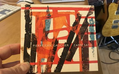 """Nouvel album """"Zappe Satie"""""""